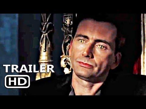 GOOD OMENS Official Trailer (2019) David Tennant