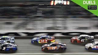 Monster Energy Nascar Cup Series- Full Race -Can-Am Duels
