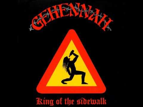 Gehennah++King of the Sidewalk++Full Album