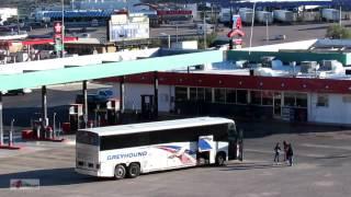 Greyhound Bus Station, USA Travel Center, NEW