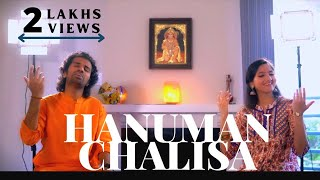 Hanuman Chalisa | Fast Version (Lyrics and Meaning) - Aks & Lakshmi