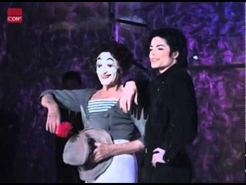 Michael Jackson meets Marcel Marceau