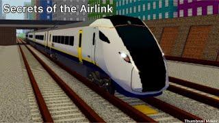 Roblox SCR - France Secrets de la ligne Airlink