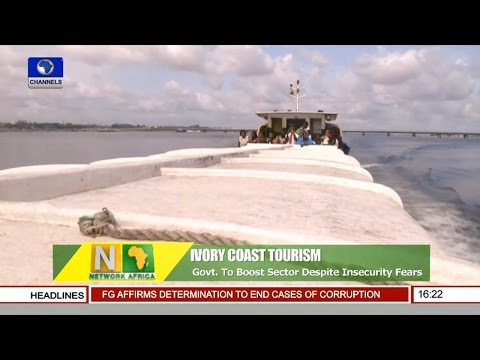 Network Africa: Ivory Coast Govt. To Boost Tourism Despite Insecurity Fears