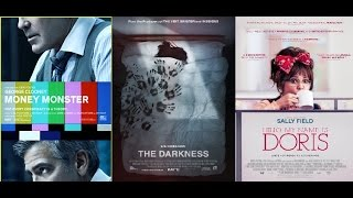 AJ's Movie Reviews: Money Monster, The Darkness & Hello, My Name Is Doris(5-13-16)