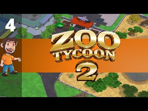 Flabaliki Plays: Zoo Tycoon 2 - Part 4
