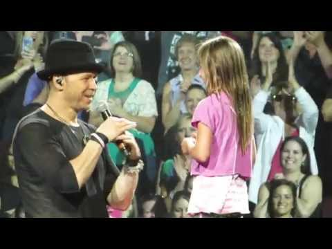 Donnie Wahlberg - Cover Girl - Cleveland Ohio 2015 - The Main Event  NKOTB