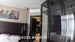 Уютная еврооднушка. 55кв.м.ремонт, техника . мебель