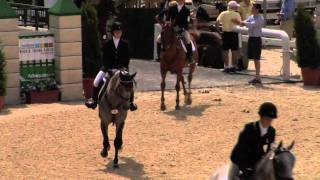 Rowdie Jo Adams NO MONEY DOWN North American Young Riders FEI Championships Part 2