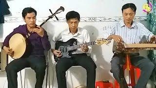 Nghe hoài không chán với ngón đờn của NS trẻ Văn Hậu - Minh Trí - Thanh Tài | Liên Nam - Vọng cổ