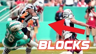 NFL Biggest/Best Blocks Ever