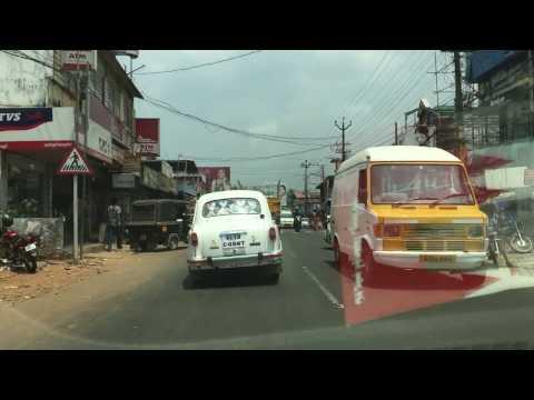 Thrissur - Kunnamkulam  Highway - Part 1 - SH 69 . IMG 9583