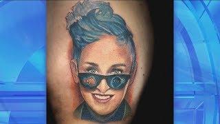 Ellen Left Speechless by This Fan Tattoo