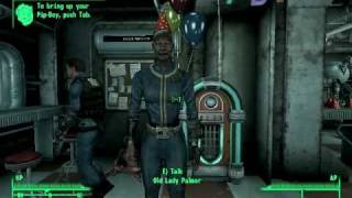 Fallout 3 - Poor Ghoul at your Birthday Party
