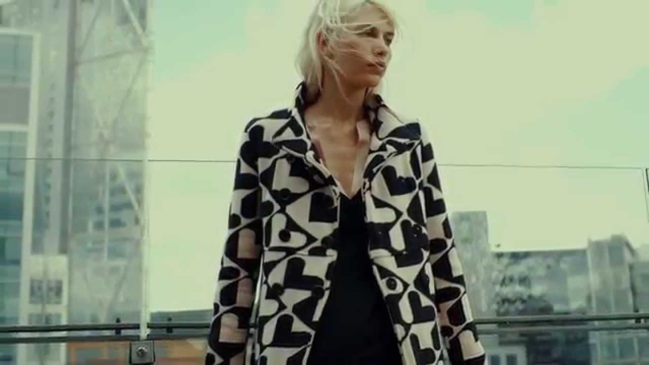 TWINSET Simona Barbieri Fall Winter 2014/15 Collection Campaign ...