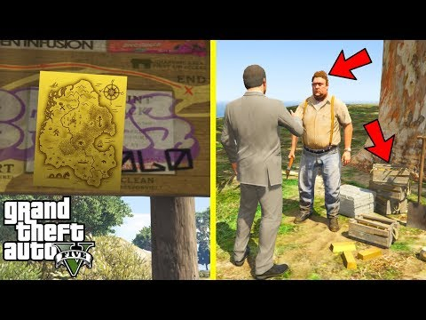 GTA 5 - There's TREASURE at This SECRET LOCATION