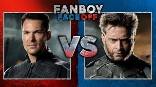 Colossus vs Wolverine: Fanboy Faceoff