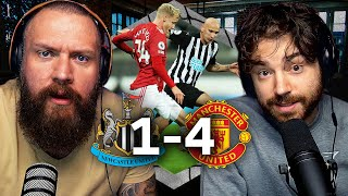 NEWCASTLE 1-4 MAN UTD | True Geordie RANT!