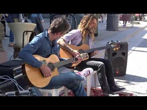 Santa Monica Street Music 2017