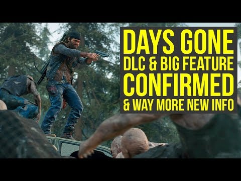 Days Gone DLC & Big Feature CONFIRMED, Amazing Rewards, Horde Info & Way More! (Days Gone Gameplay) thumbnail