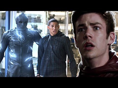 Wally West meets The Flash! - The Flash Season 2