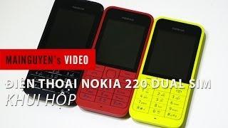 khui hop dien thoai nokia 220 dual sim - wwwmainguyenvn