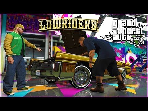 GTA 5 - $12,000,000 Spending Spree, Part 1! NEW LOWRIDERS DLC SHOWCASE! (GTA 5 DLC Gameplay)