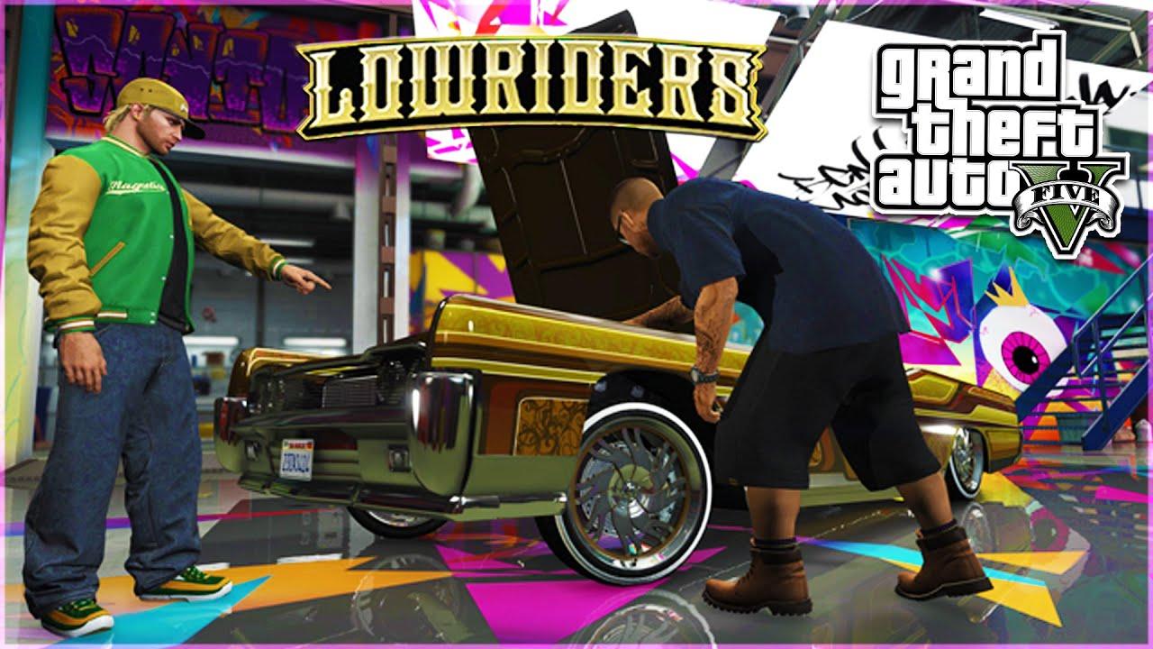 Lowrider Car Wallpaper Gta 5 12 000 000 Spending Spree Part 1 New Lowriders