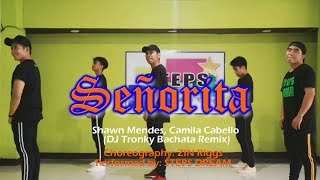 Senorita - Shawn Mendes, Camila Cabello Dance Choreography | PRECOOL DOWN