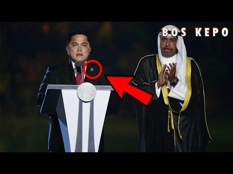 Pidato Erick Thohir MENGGUNCANG GBK ! Inilah Fakta Erick Tohir Yang Belum Diketahui Banyak Orang