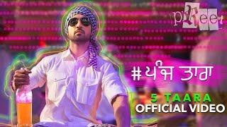 Download Hindi Video Songs - 5 Taara  - Diljit Dosanjh [BASS BOOSTED]