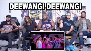 Deewangi Deewangi Full Video Song HD Om Shanti Om Reaction/Review