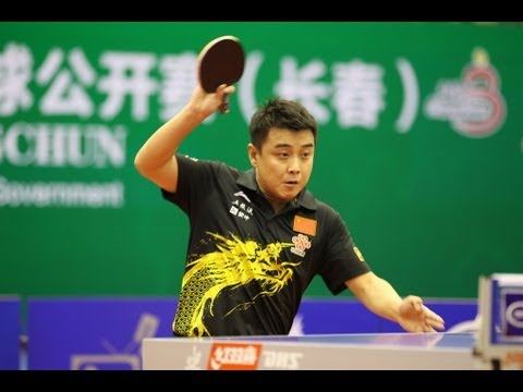 China Open 2013 Highlights: Xu Xin vs Wang Hao (1/2 Final)