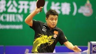 China Open 2013 Highlights: Xu Xin vs Wang Hao (1/2 Final)