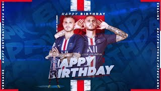 VIDEO: HAPPY BIRTHDAY MAURO ICARDI !