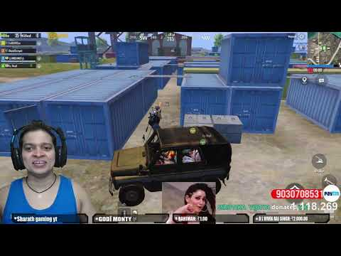 Strictly 18 PhonePe Paytm | Pubg Mobile Punju VS Petta | Live Stream #1038 from YouTube · Duration:  2 hours 53 minutes 43 seconds
