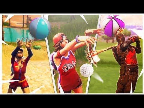 "EPIC Fortnite Olympics 1v1 vs. Ali-A! - Fortnite Sports ""Toys"" Battlepass Rewards!"