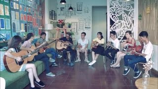 (Nhân Dân) - Nhịp Sống Muôn Màu - Thú vị với nghệ thuật Fingerstyle Guitar (Oct 25, 2015)