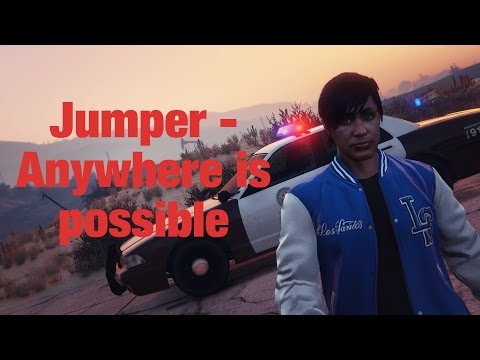 TELEPORT GLITCH CINEMATIC - Jumper - Anywhere is possible