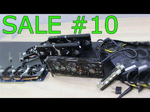SALE #10 - GIGABYTE R9 290X, 4x Sapphire R9 280X, EXP Graphic Display Card  V6 0