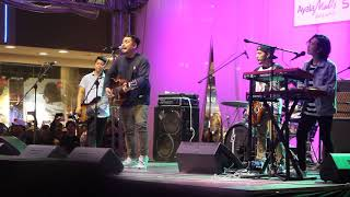 KUNG 'DI RIN LANG IKAW - DECEMBER AVENUE (LIVE!!!)