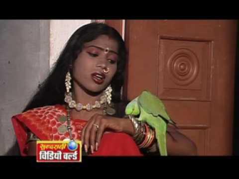Pahli Gawan Me - Chhattisgarhi Suwa Geet - Danda Geet- Pushplata Kaushik