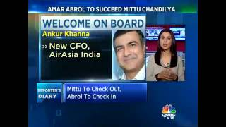 Airasia India: Change In Leadership