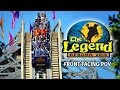 The Legend Roller Coaster POV | Holiday World