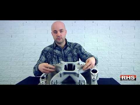 Product Spotlight: RHS 23-Degree Small Block Chevy Intake Manifold