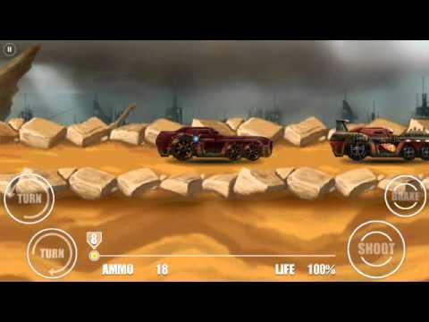 Road Warrior Hack Gameplay