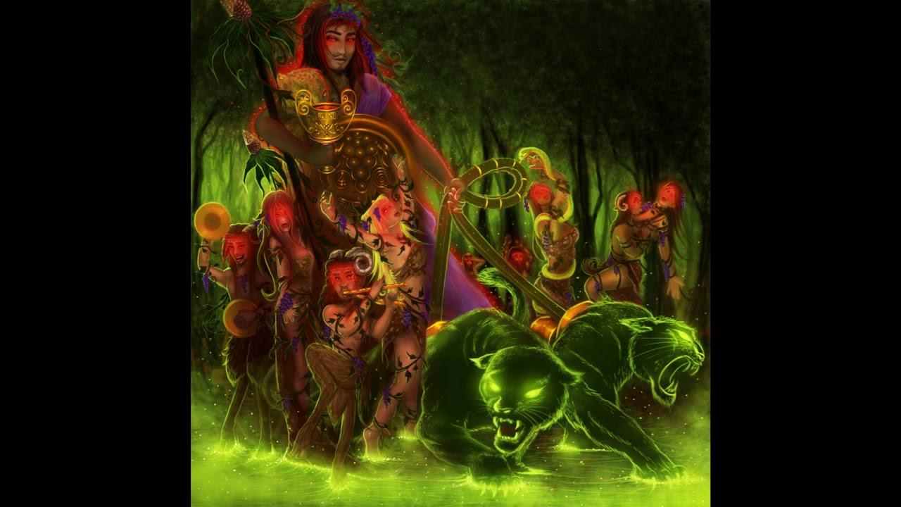 Greek mythology theme - Dionysus - YouTube