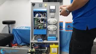 Présentation contrôleur de batteries BMV-712