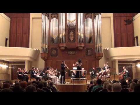 Vitaly Vatulya - W.A.Mozart. Oboe Concerto in C major K. 314 (arr. for Soprano Saxophone)