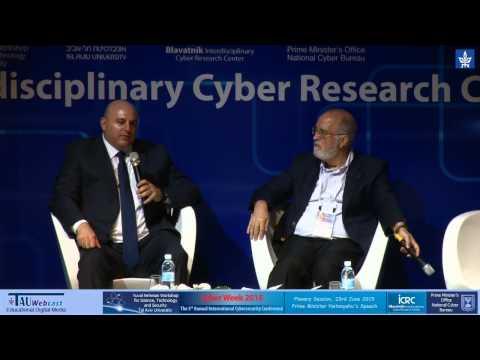 Dr. Eviatar Matania, Head of the Israeli National Cyber Bureau (INCB), Prime Minister's Office